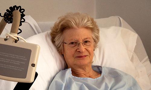 hospitalización cruz roja palma